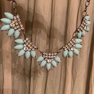 Crew necklace